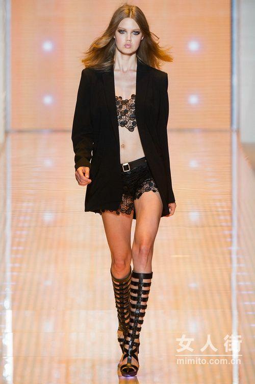 Versace 2013春夏女装系列